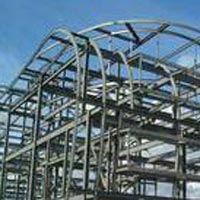 Structural Steel Fabrication And Erection Services