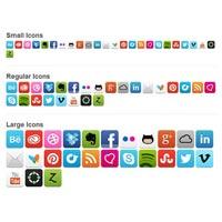 Social Media Icon Designing Services
