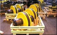 Crane Trolley Wheels