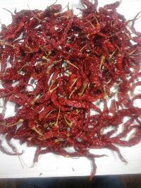 Exporters of S4 Stemless Chili in India