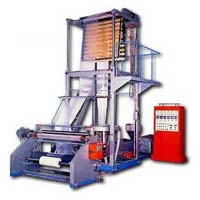 Plastic Polythene Making Machine