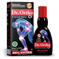 Dr Ortho Ayurvedic Medicinal Oil