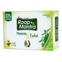 Roop Mantra Neem & Tulsi Ayurvedic Soap