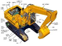 Earthmoving Machine Parts