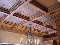 Wood Plus Wall Panelling False Ceiling