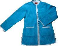 Ladies Reversible Quilted Jacket (sqj0003)