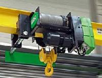 Single Girder Electric Wire Rope Monorail Hoist