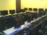 Internet Cyber Cafe