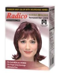 Herbal Hair Color - Natural Burgundy