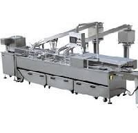 automatic biscuit sandwiching machine