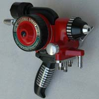 Combustion Wire Spray Gun Flame Jet 11m