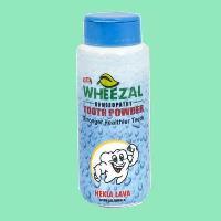 Hekla Lava Tooth Powder