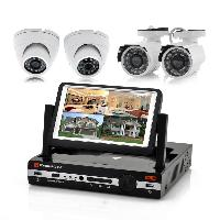 Remote Video Surveillance Systems