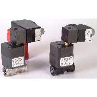 Piston Operated Solenoid Valve