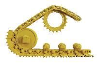 earthmoving machine parts