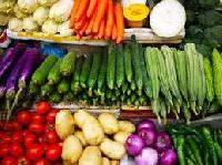 Indian Fresh Vegetables & Fruits
