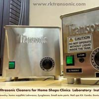 Ultrasonic Dentures Cleaning Machine