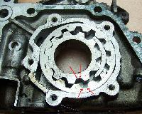 Oil Pumps Gears
