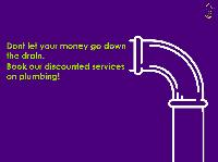 domestic plumbing services