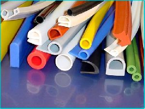 Extruded Rubber Tubes