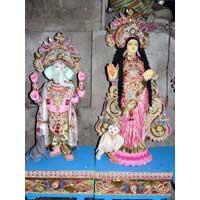 Ganesh Idol, Lakshmi Idol