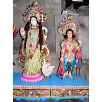 Sarasawati Idol, Kartik Idol