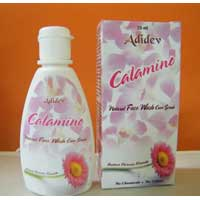Natural Face Wash (calamino)