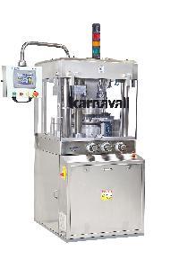Compression Machine For Salt Tablets