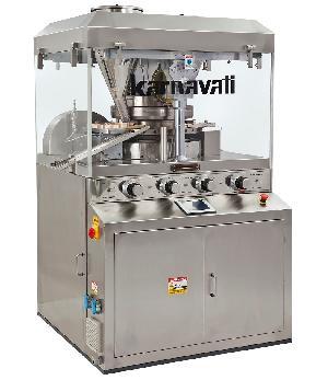 Salt Compression Machine