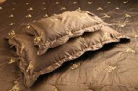 Embroidered Silk Quilt Item Code: Esq 002