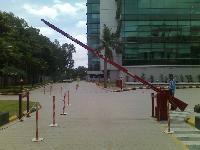 Crash Resistant Barrier