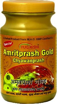 Yugrishi Amritprash Gold Chyawanprash