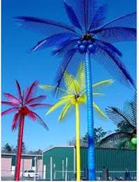 Electrical Palm Trees