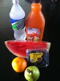 Non Fruit Beverage