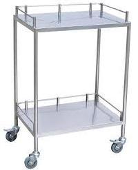 Hospital Instrument Trolley