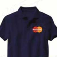 Collar Cotton Regular T-shirt