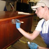Wood Finishing Services