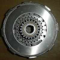 Scooter Clutch Assembly