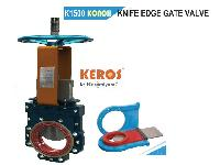 Konch Knife Edge Gate Valve