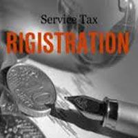 REGISTRATION OF SERVICE TAX