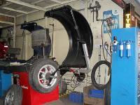 Automobile Tyre