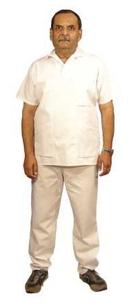 Hospital Vest + Trouser