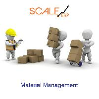 Scale Material Management ERP Software