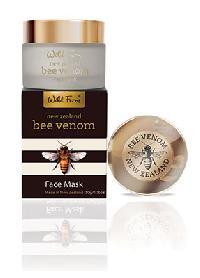 Wild Ferns Bee Venom Face Mask with Active Manuka Honey