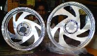 Two Wheeler Alloy Wheels