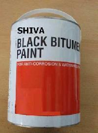 Black Bituminous Paint
