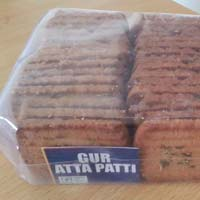 Jaggery Atta Biscuits