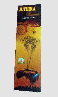 Juthika Sandal Incense Sticks