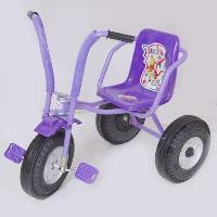 Baby Tricycle Purple-01