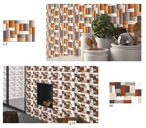 Glossy Series Elevation Wall Tiles